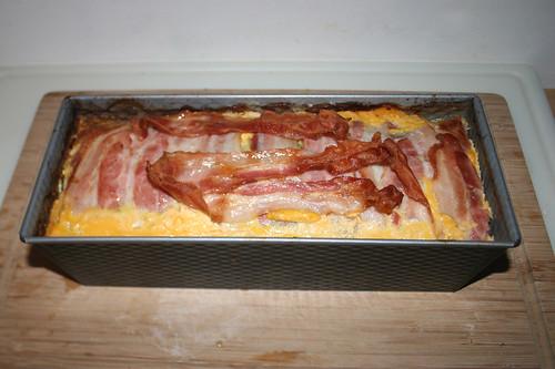 64 - Pastel de carne y patatas - Finished baking / Kartoffel-Hackfleisch-Kuchen - Fertig-gebacken