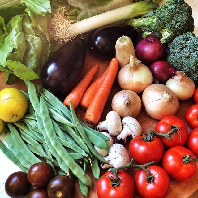 Ahora desintoxicación #verduras #cremas #rehogados