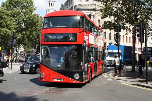 Metroline LT750 LTZ1750