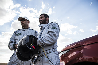 The Empty Quarter Driven Challenge: Race Day | Stage 1 | by Land Rover Global