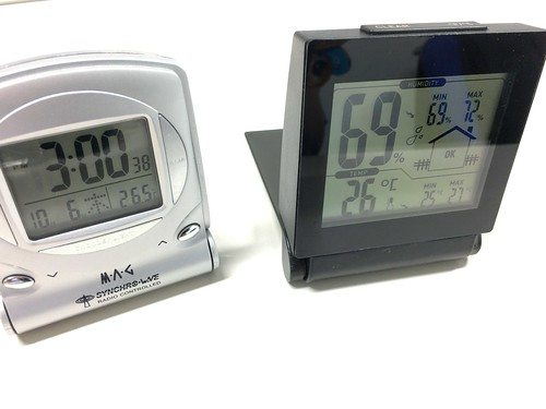 Digstar Digital thermo, hygrometer 08