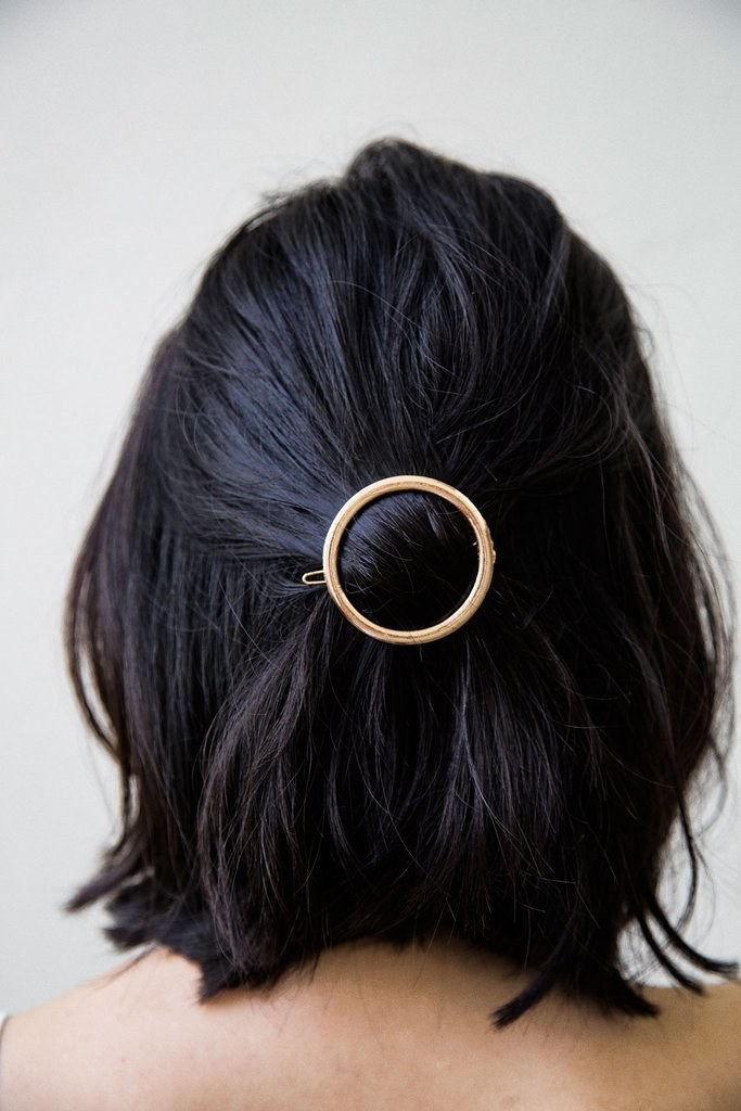 Modern Hair Accessories Barrette, christmas gift under $20