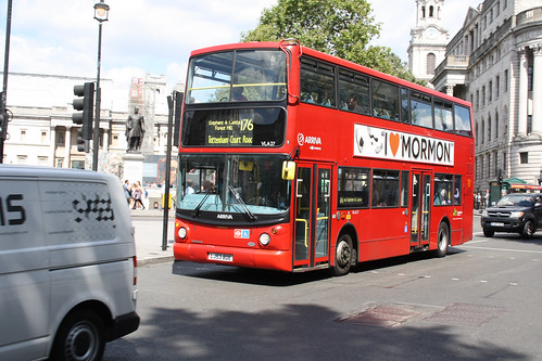 Arriva London South VLA27 LJ53BDE