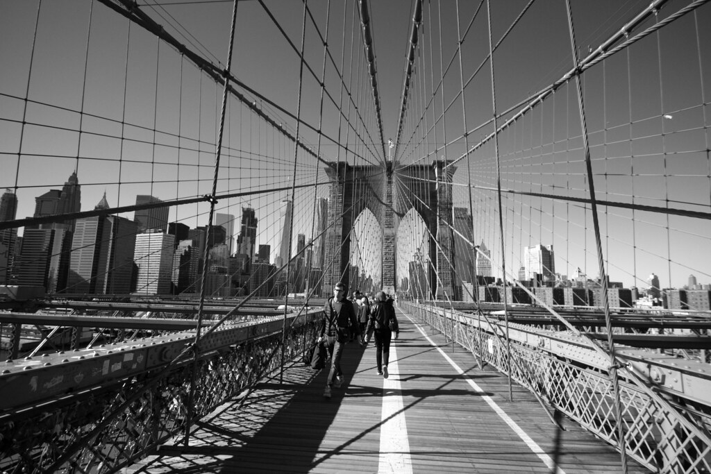 Brooklyn Bridge h 3