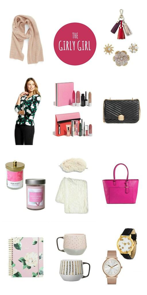 girly girl gift guide 2016
