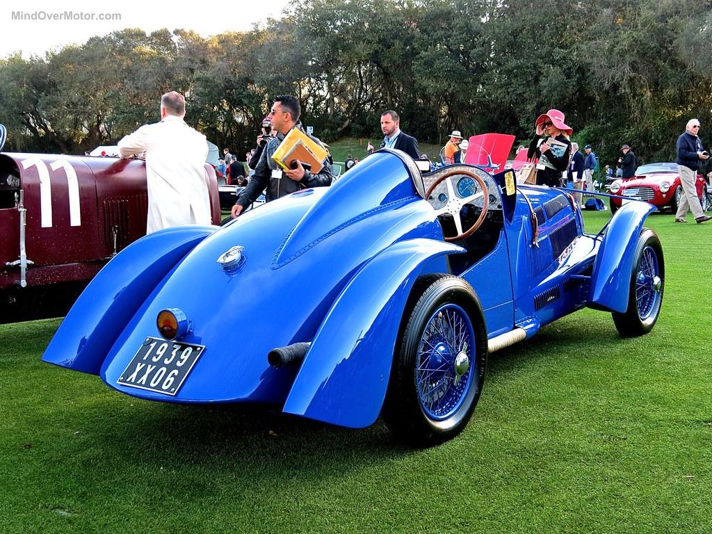 1939 Delage D6 3 Liter Grand Prix 1
