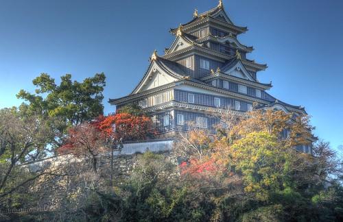 Okayama Castle on NOV 22, 2016 vol03 (2)