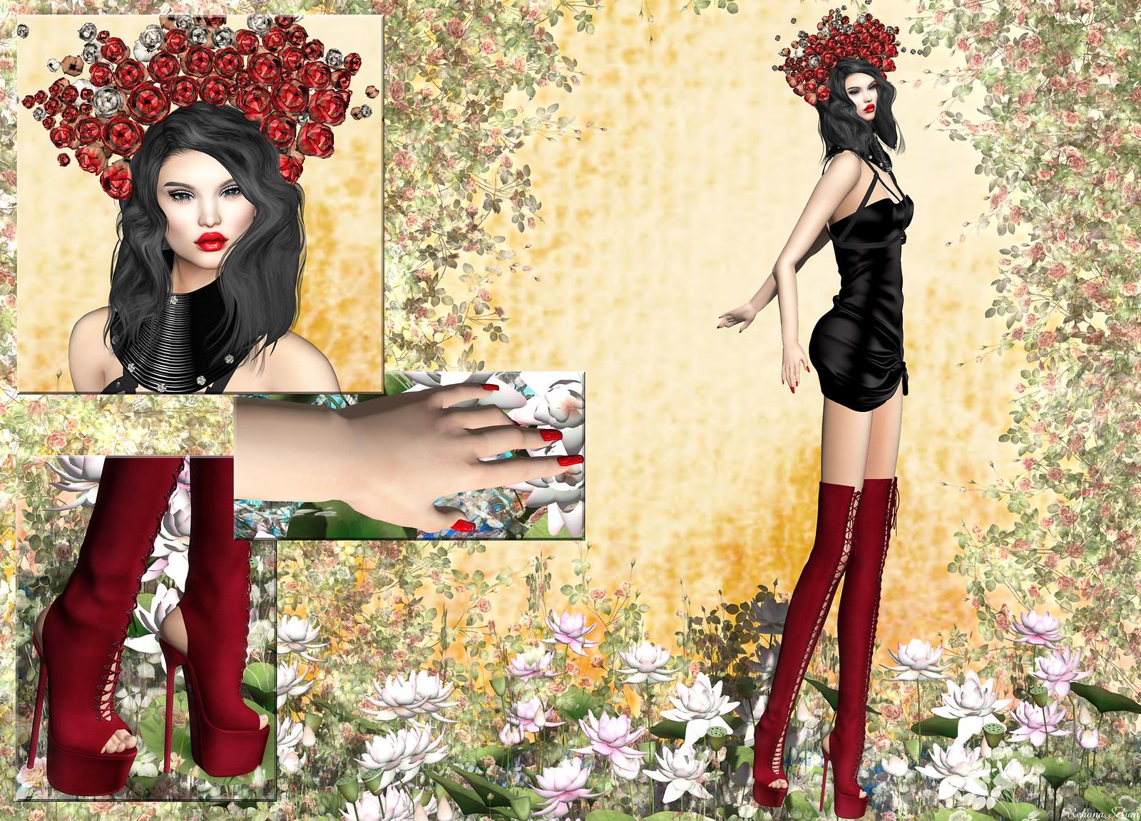 [PENUMBRA] ZANZE - Carley Dress