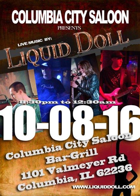 Liquid Doll 10-8-16