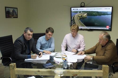 Проект реконструкції «Авангарду» буде готовий у лютому