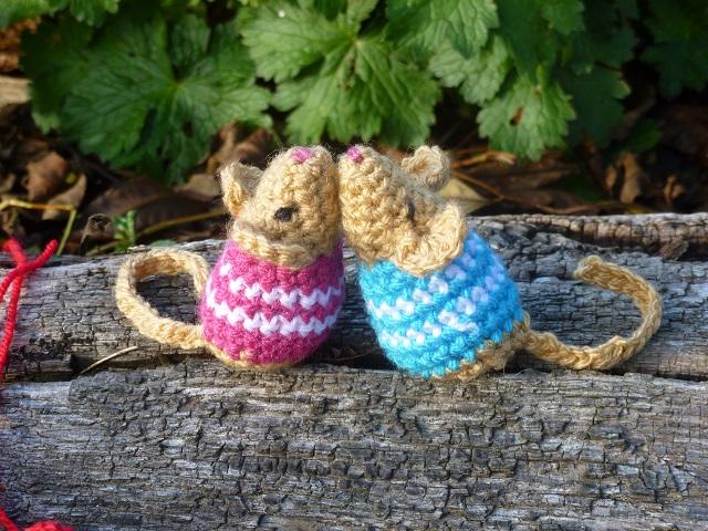 two little mice