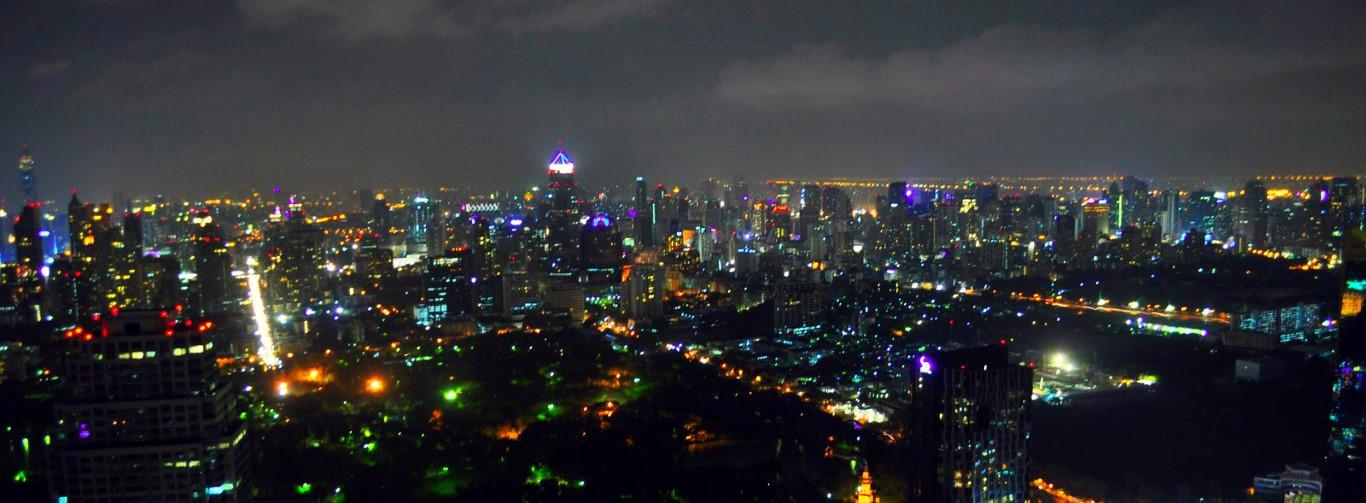 dónde comer en Bangkok : Vertigo & Moon Bar Bangkok, Tailandia vertigo & moon bar - 30122811342 126cb658ca o - Vertigo & Moon Bar, el cielo de Bangkok