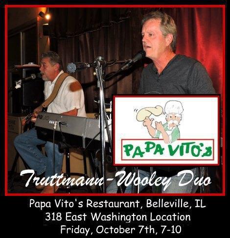Truttmann-Wooley Duo 10-7-16