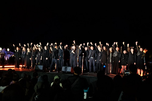 gospel music by TSM Ueno Akari Park 2016 14