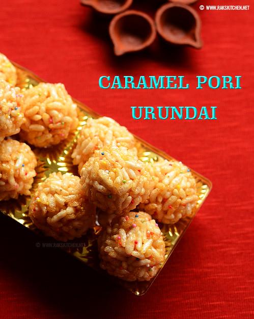 caramel-pori-urundai