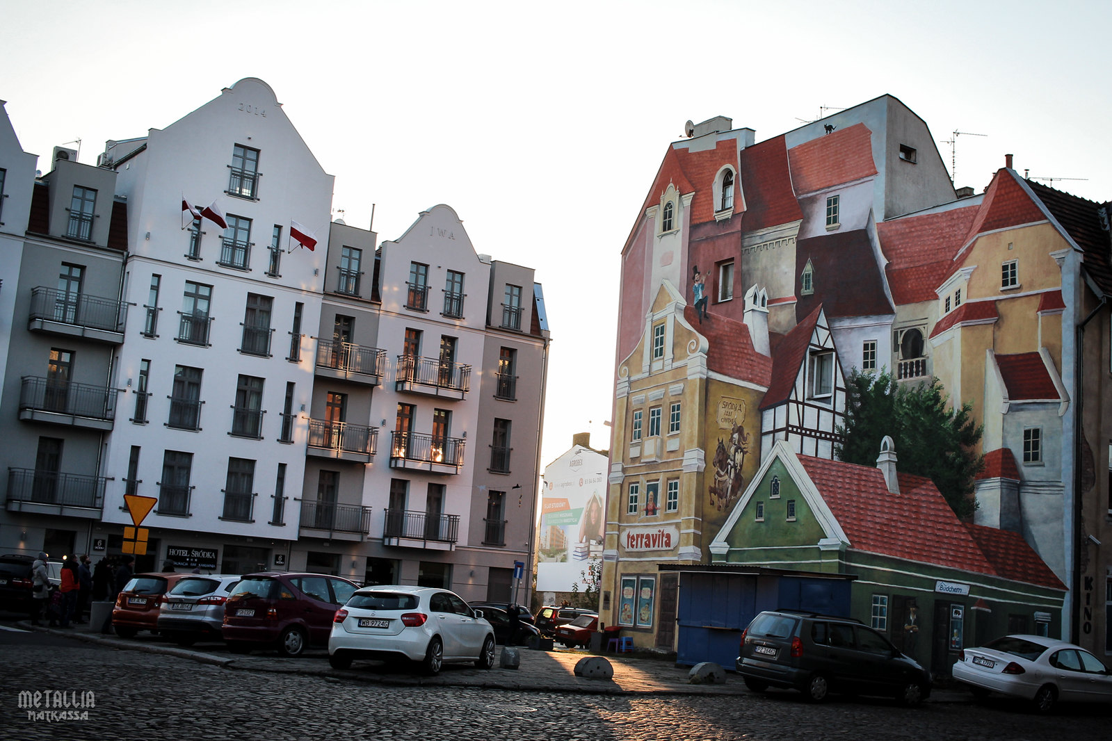 Mural na Śródce, poznan, visit poznan, poznan sightseeing, poznanin nähtävyydet