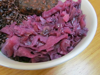 German Red Cabbage (Rotkohl)