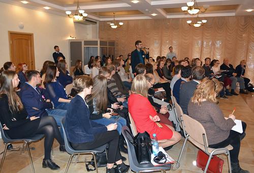 """Семинар программы СГБМ """"Молодёжный диалог в регионе Балтийского моря"""""""