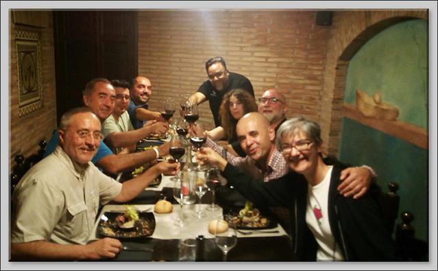 Cena a ciegas en Calahorra (9)
