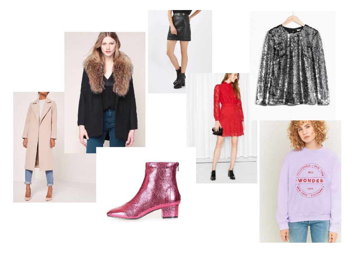 Shopping Noveber 2016