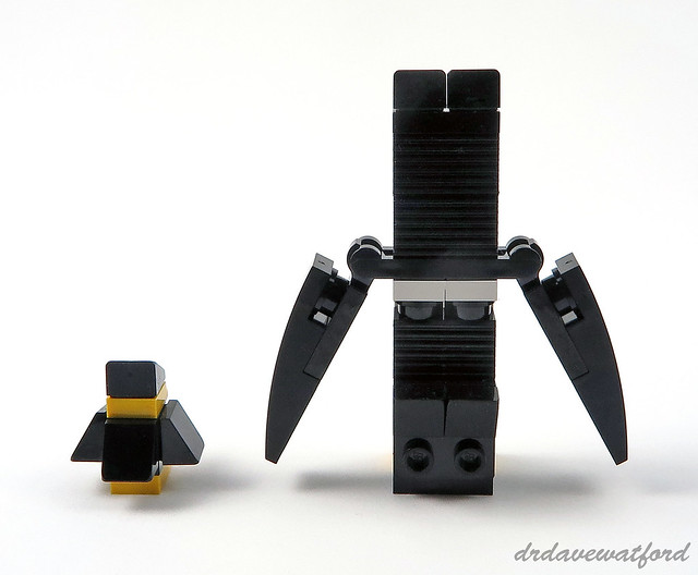 Gimme Lego Pick Up A Penguin