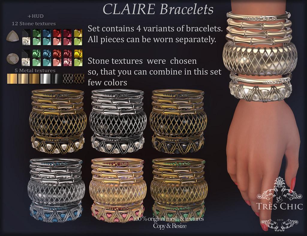 CLAIRE Bracelet