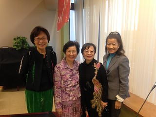 """Dec 3' 16 """"Her Story"""" Lectured by Dr. Lilly Cheng"""