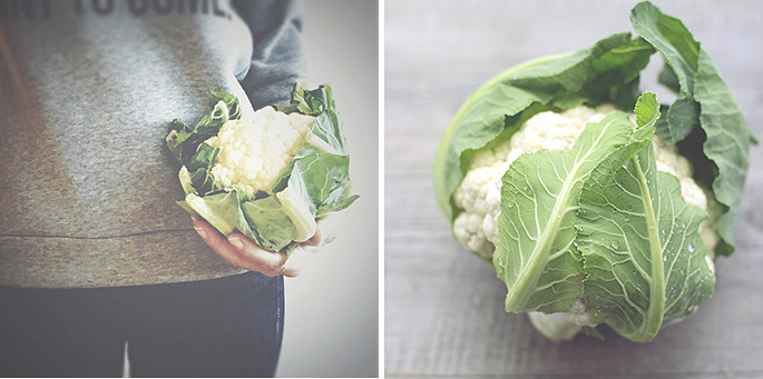 cauliflower dyp