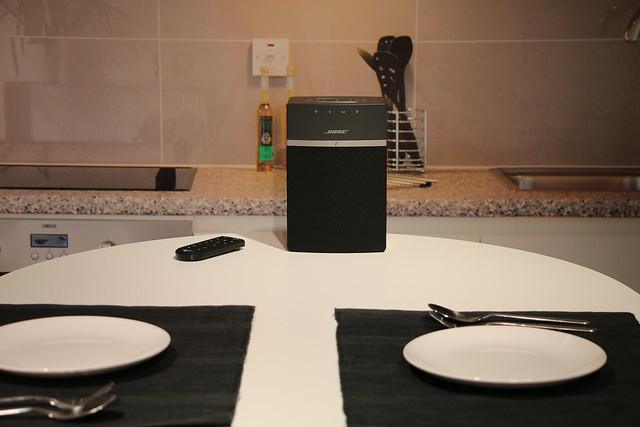 ボーズ ストリーミングミュージック SoundTouch 10 wireless speaker