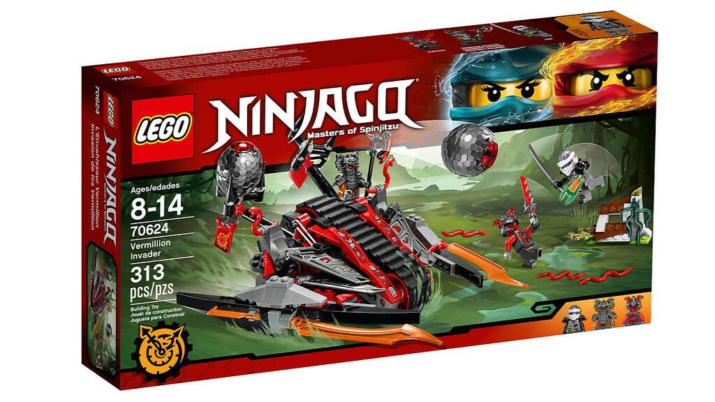LEGO Ninjago 70624 - Vermillion Invader