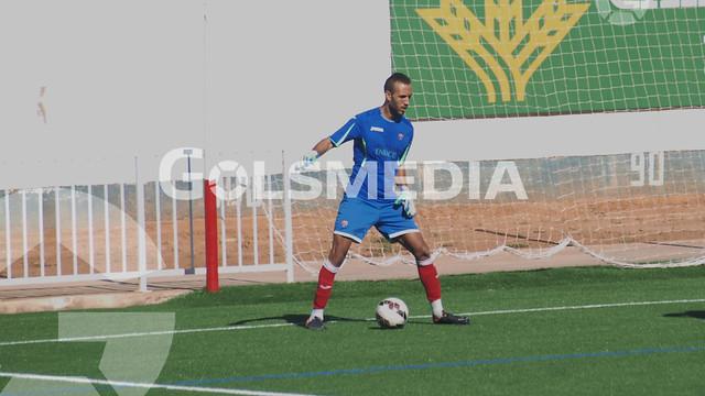 CD Onda 3-0 CF Huracán (06/11/2016), Jorge Sastriques