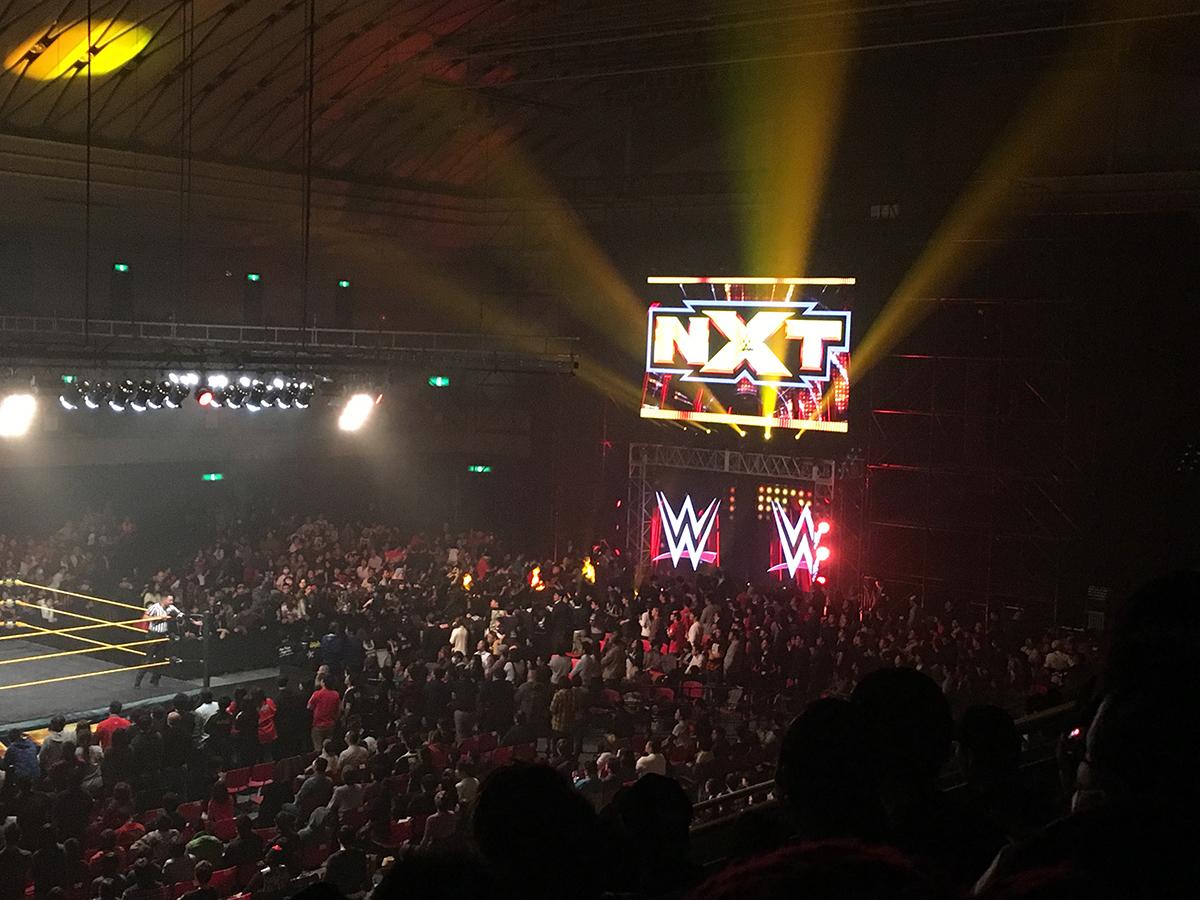 NXT Live Japanを見に行ってきたよ。