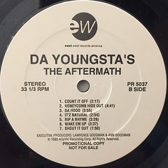 DA YOUNGSTA'S:THE AFTERMATH(LABEL SIDE-B)