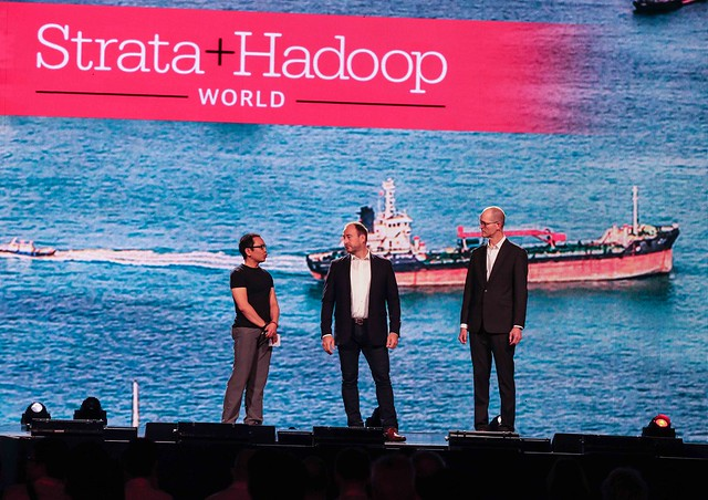 Strata + Hadoop World in Singapore 2016