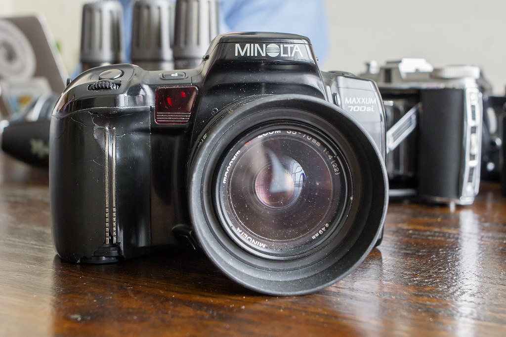 Classic Camera Revival - Episode 25 - The Minolta Warriors