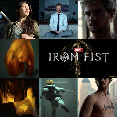 IRON FIST IG