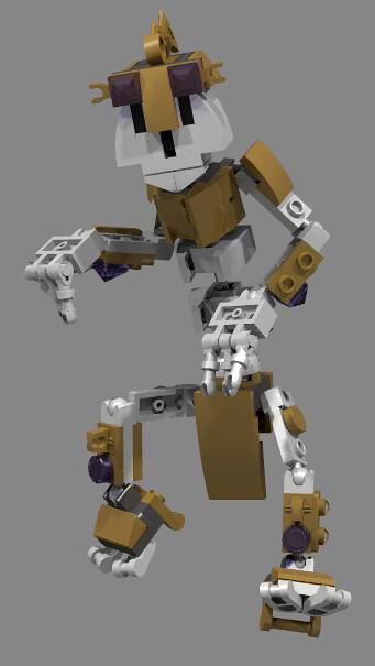 Duld, The Skeleton 1