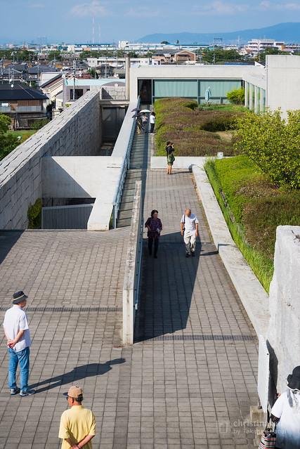 Garden of Osaka Prefectural Sayamaike Museum (大阪府立狭山池博物館)