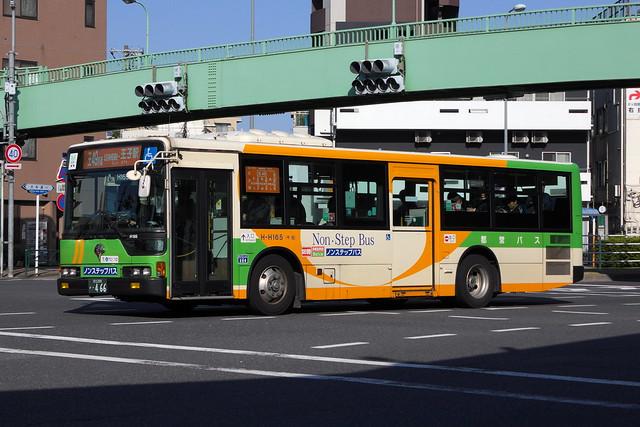 2016/11/06 東京都交通局 H165