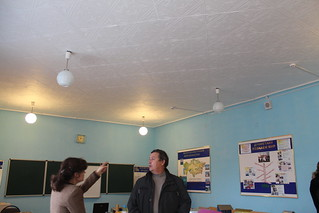 Modernizing lighting in Kazakhstan schools: discussing preparation | by UNDP in Europe and Central Asia