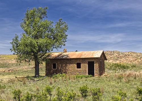 Cobblestone Cabin Mg 3504 Wichita Mountains In Southwest