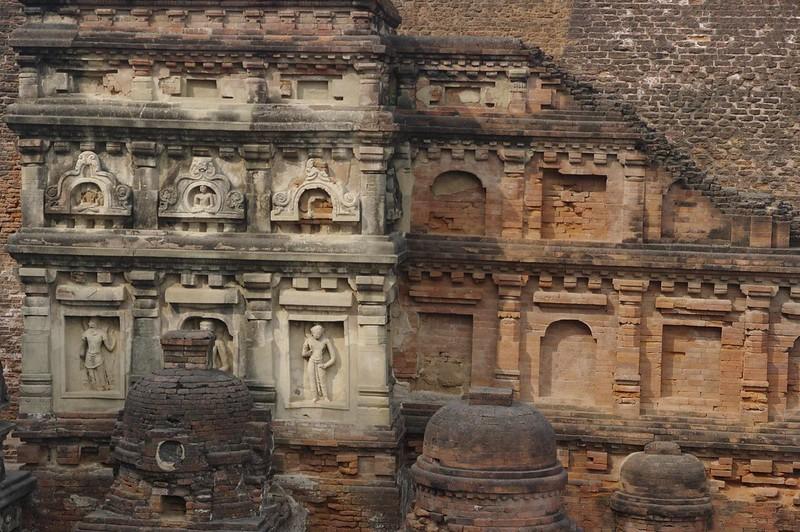 Nalanda - detail