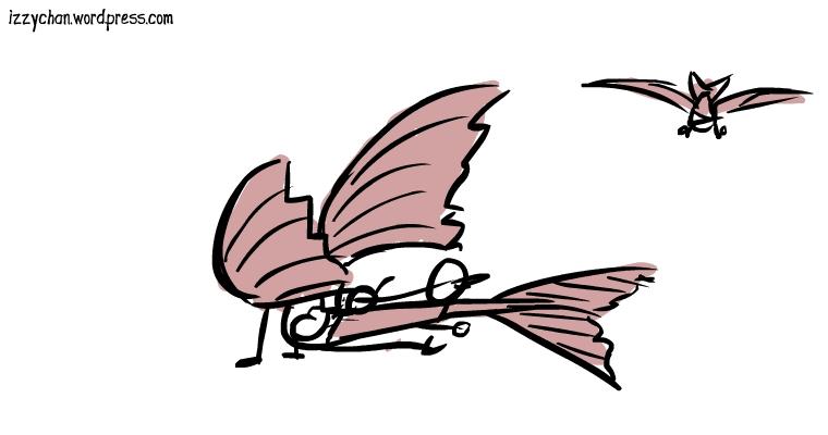da vinci glider flyer