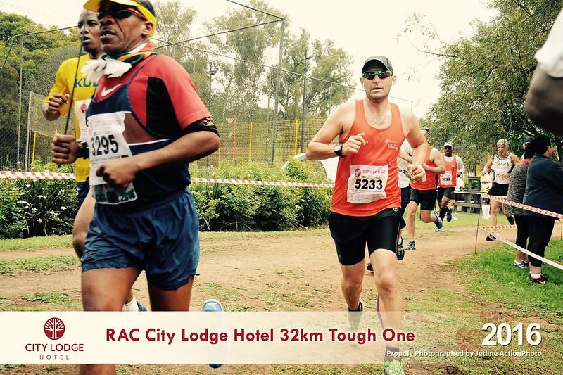 RAC Tough One 2016 - Arrival