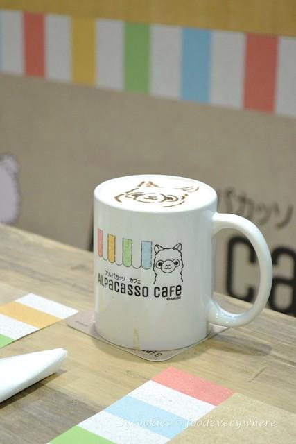 4.Alpacasso Café @ Aeon Mid Valley Megamall
