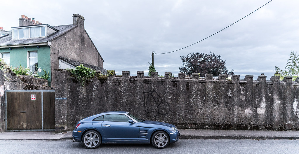 CHRYSLER CROSSFIRE [PHOTOGRAPHED IN CORK]-122438