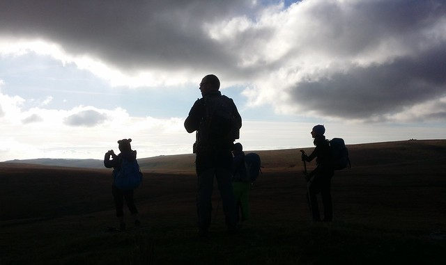 Social Hikers on Braddon Tor