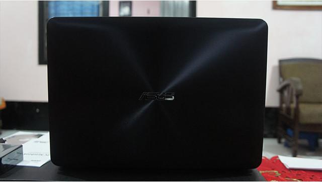 Unboxing ASUS A455LF-WX158D