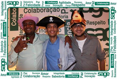 SAGE - Festa de Confraternização - São Paulo SP