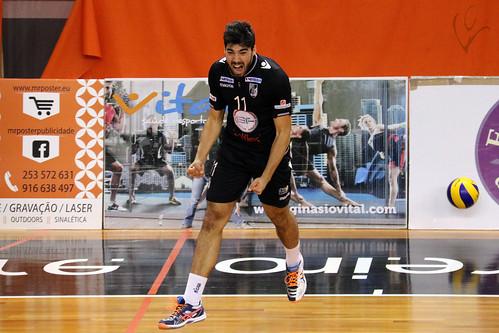 Voleibol: Vitória SC - Fonte Bastardo